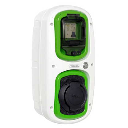 Picture of Rolec WallPod:EV Charging Station 1 x 7.2kW 32A Type-2 Socket EVWP2020